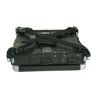 Image of an Infocase X-Strap for the Panasonic Toughbook CF-19 PCPE-INF19XS