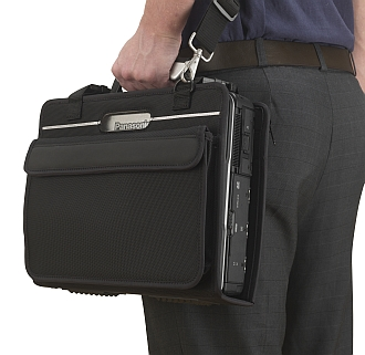 Image of an Infocase Always-On Case for the Toughbook CF-52 PCPE-INF52AC