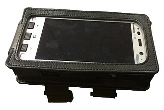 Image of a Systemslink Two Arm Strap for Panasonic Toughpads FZ-E1 and FZ-X1 PCPE-SYSE101
