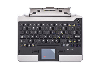Image of an iKey Keyboard for Toughpad FZ-G1