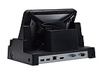 Image of a Panasonic Full Desktop Port Replicator for Toughpad FZ-M1 FZVEBM12U