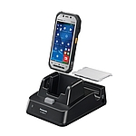 Image of a Panasonic Single Device Cradle for Toughpads FZ-F1 and FZ-N1 FZ-VEBN111E