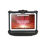 Image of a Gamber-Johnson Slim Vehicle Dock for Toughpad FZ-A2 and Toughbook CF-20 Tablet