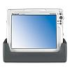 Image of a Panasonic Toughbook CF-08 Front On in Desktop Cradle
