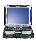 Image of a Panasonic Toughbook CF-19 Laptop