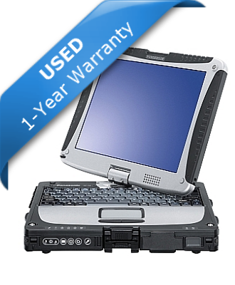 Image of a Panasonic Toughbook CF-19