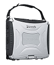 Image of a Panasonic Toughbook CF-19 showing Carry Handle