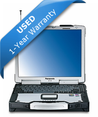 Image of a Panasonic Toughbook CF-29