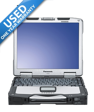 Image of a Panasonic Toughbook CF-30