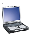 Image of a Panasonic Toughbook CF-30 Front Left