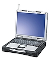 Image of a Panasonic Toughbook CF-30 Front Right