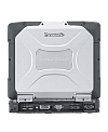 Image of a Panasonic Toughbook CF-30 Rear with Back Open
