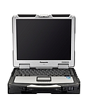Image of a Panasonic Toughbook CF-31 Laptop