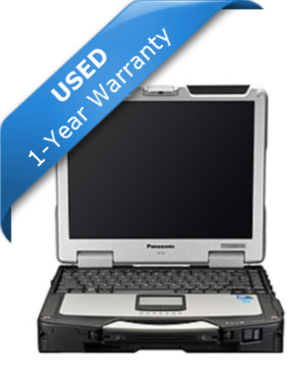 Image of a Panasonic Toughbook CF-31