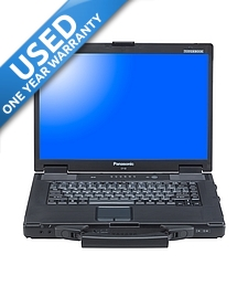 Image of a Panasonic Toughbook CF-52 Laptop