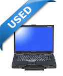Image of a Used Panasonic Toughbook CF-52 Laptop