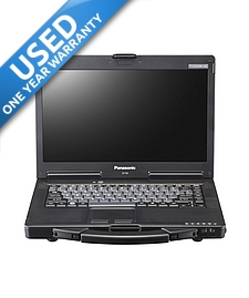 Image of a Panasonic Toughbook CF-53 Laptop