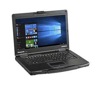 Image of a Panasonic Toughbook CF-54