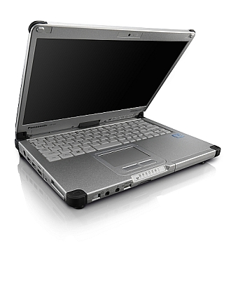 Image of a Panasonic Toughbook CF-C2