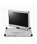 Image of a Panasonic Toughbook CF-C1 Laptop