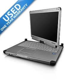 Image of a Panasonic Toughbook CF-C2 Laptop