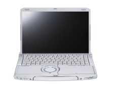 Image of a Panasonic Toughbook CF-F9 Laptop