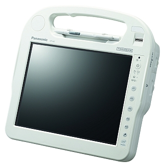 Image of a Panasonic Toughbook CF-H2 Health