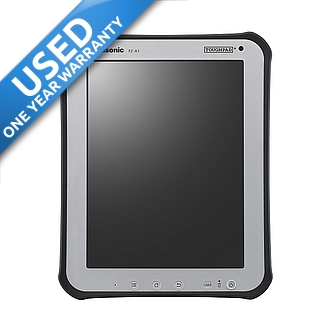 Image of a Panasonic Toughpad FZ-A1