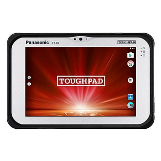 Image of a Panasonic Toughpad FZ-B2 Mk2