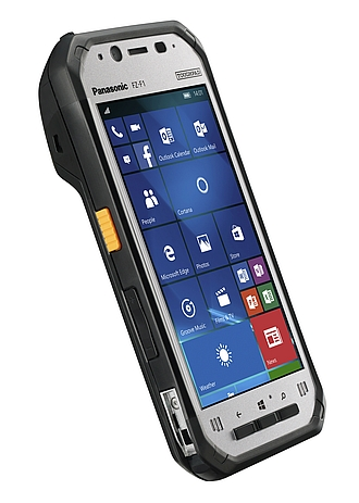 Image of a Panasonic Toughpad FZ-F1