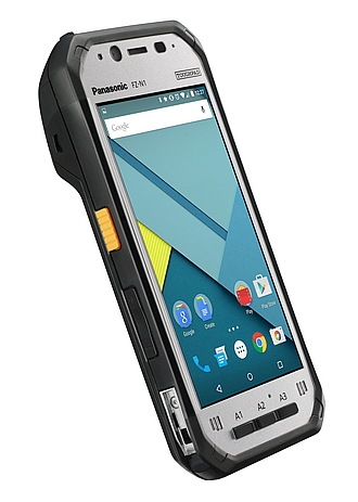 Image of a Panasonic Toughpad FZ-N1