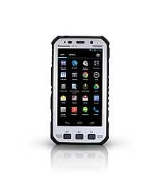 Image of a Panasonic Toughpad FZ-X1 Fully Rugged Smartphone